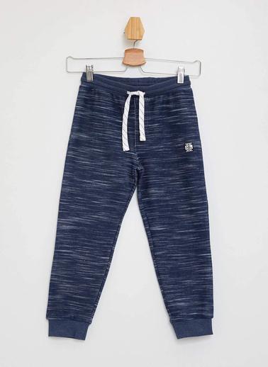 DeFacto Slim Fit Jogger Pantolon Lacivert
